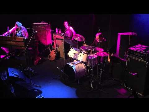 Pierre Van Der Linden drum solo, Focus, Brook, Southampton, 25 March 2015