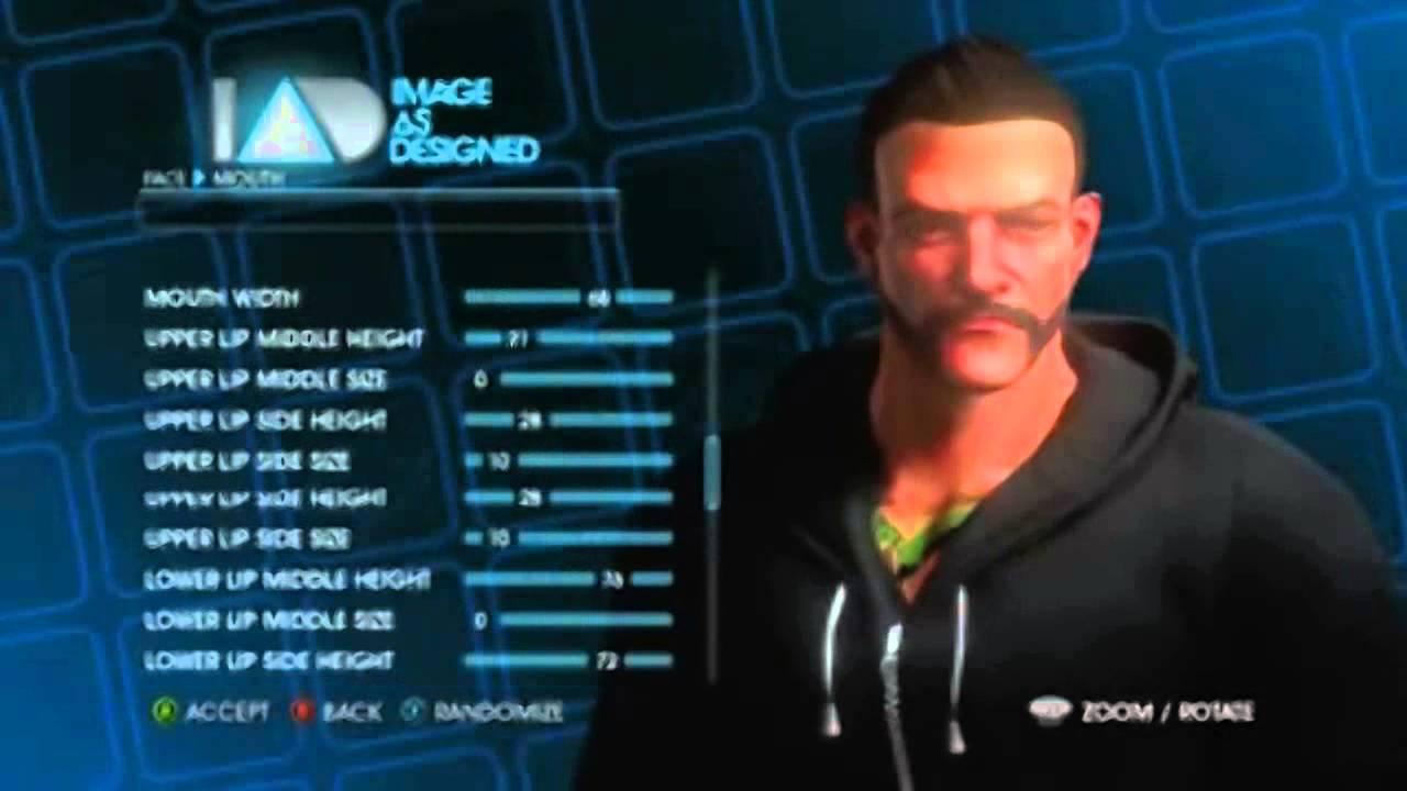 Saints Row 4 Create A Character CM Punk  YouTube
