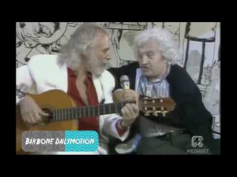 Georges Moustaki & Bruno Lauzi - Lo straniero (live)