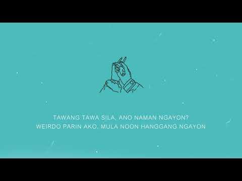 Wala Na Lang Pakelam - Kino (Lyric Video)