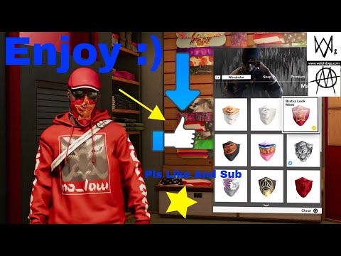 WATCH DOGS 2 finding some of the bratva outfit