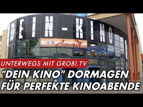 """""""Dein Kino"""" in Dormagen - Kinovergnügen mit bester Bildqualität (35.000 Lumen!) und klasse Sound"""