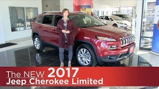 New 2017 Jeep Cherokee Limited - Elk River, Coon Rapids, Minneapolis, St Paul, St Cloud, MN
