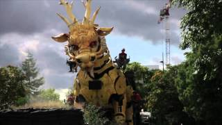 Long Ma, le Cheval Dragon  Cie La Machine - Voyage à Nantes