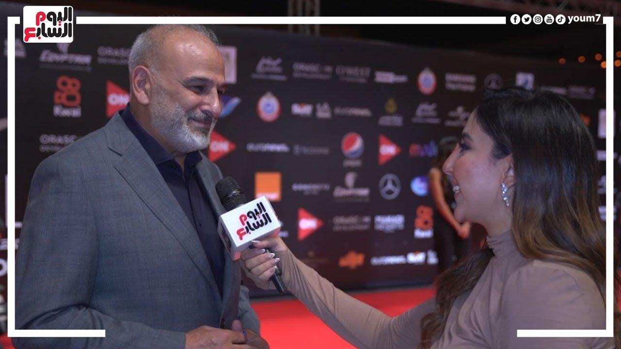 جمال سليمان من الجونة مصر عندها طاقة وقدرة إنها تعمل سينما عالمية  - نشر قبل 17 ساعة
