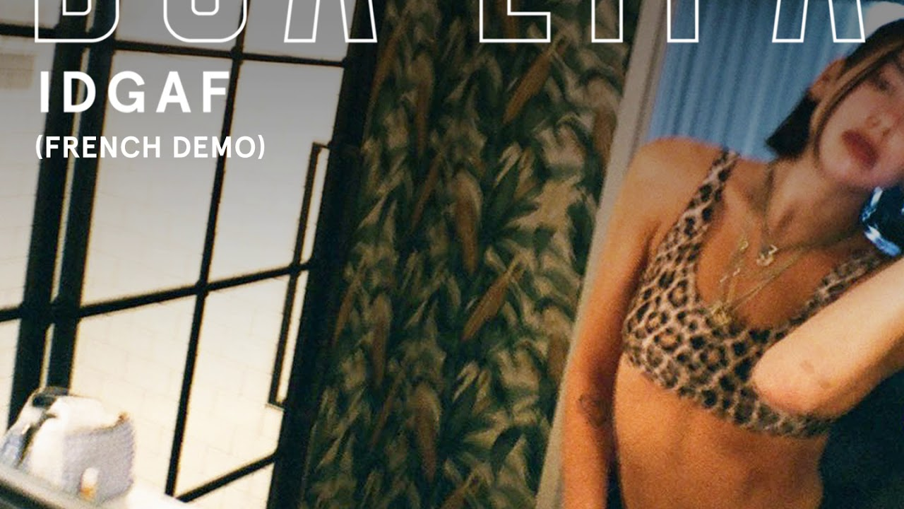 Download Dua Lipa - IDGAF [French Demo] (Official Audio)