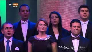 Koro - Dağlar Dağlar - TRT 47. Yıl Özel Konseri - TRT Avaz