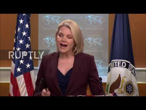 USA: 'Ask Putin those questions' - US Dept. of State tells journalists