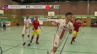 35. HFSM 18/19: Zwischenrunde Tag 2 Halle Huckarde Spiele 14 und 15