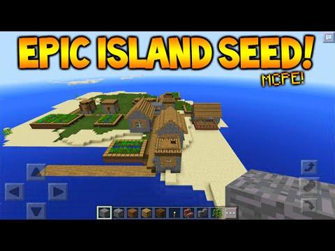 Minecraft pocket edition best survival seeds