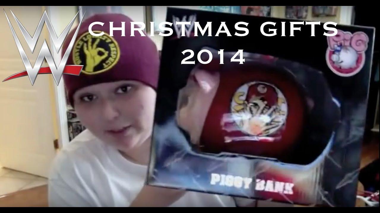 WWE Christmas Gifts 2014 - YouTube