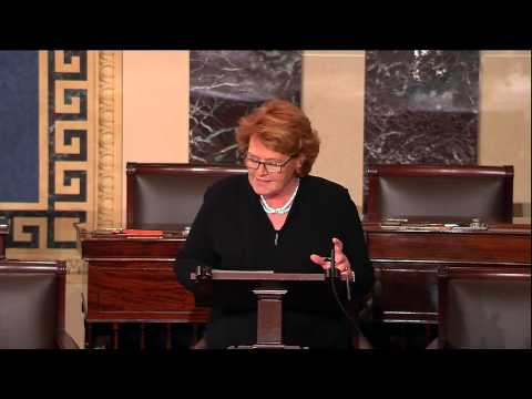 Senator Heitkamp Honors North Dakota