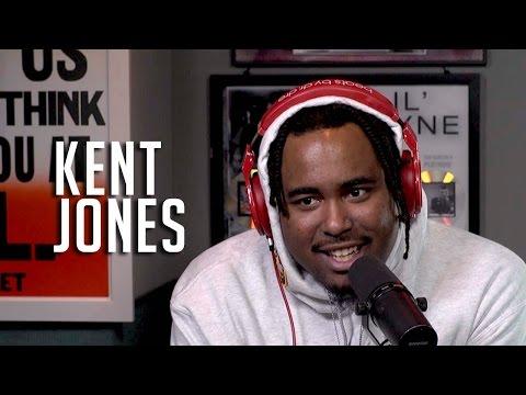 Special Cloth Alert : Meet DJ Khaled's New Artist Kent Jones on Real Late w Rosenberg!!
