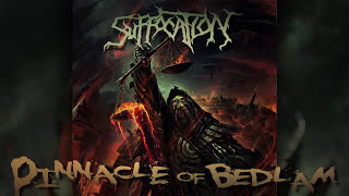 SUFFOCATION - Pinnacle of Bedlam (OFFICIAL TRAILER)