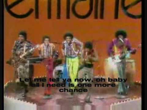 I Want You Back  Acapella & Lyrics  The Jackson 5