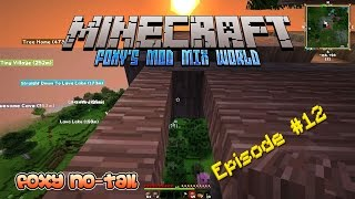Minecraft - Foxy's Mod Mix [12] - Tree House Mob Spawner