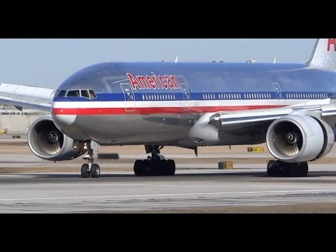 (HD) American Airlines Compilation Tribute - 70+ Minutes of HD Plane Spotting