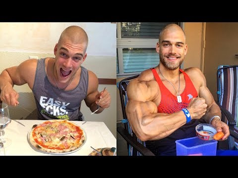 3 JAHRE VEGAN BODYBUILDING TRANSFORMATION 🌱 | MISCHA JANIEC