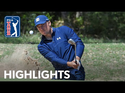 Jordan Spieth shoots 5-under 67 | Round 1 | Valero Texas Open | 2021