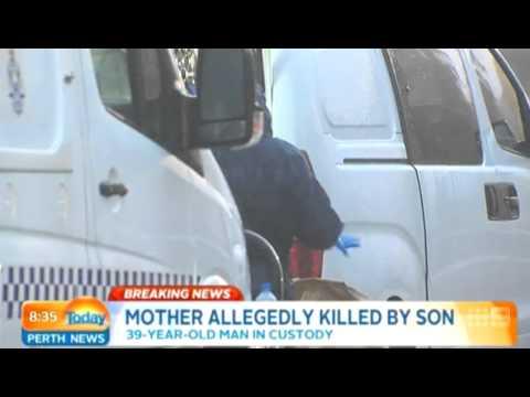 Mum Murder | Today Perth News