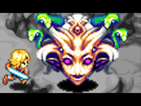 Sword of Mana (GBA) All Bosses (No Damage)