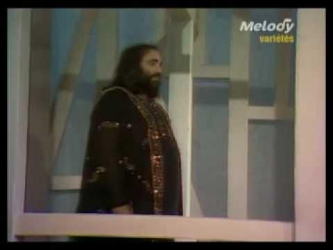 Demis Roussos - Je veux t'aimer ainsi soit-il +
