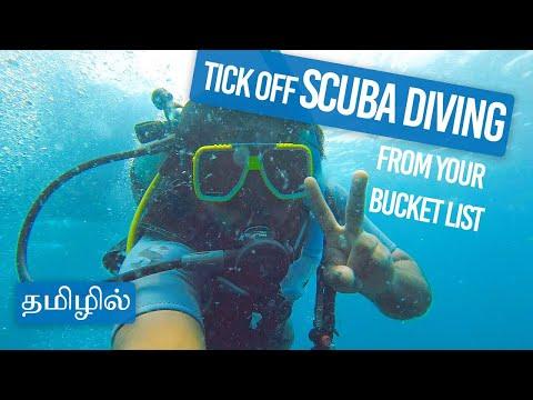 Becoming A Scuba Diver | Tamil