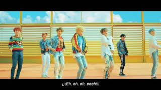 BTS Movimiento Naranja MV Short ver