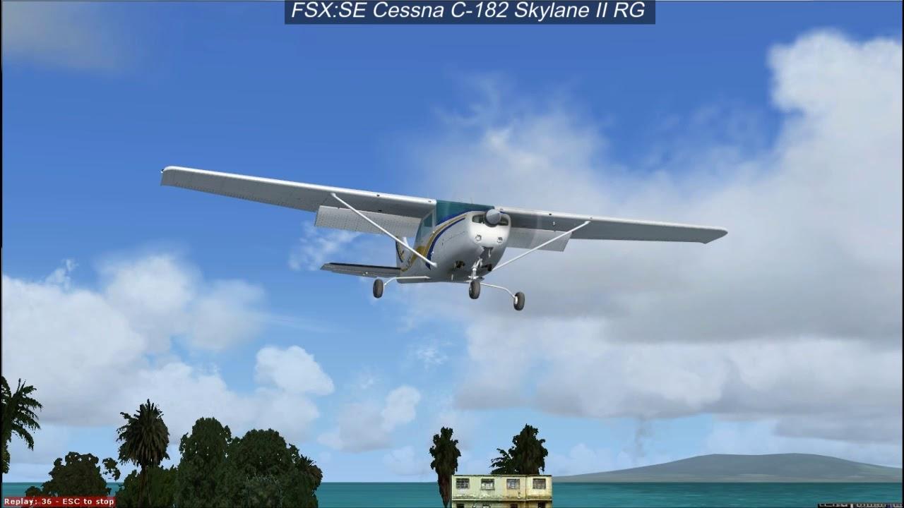 Steam Community :: Video :: FSX:SE Cessna 182 Skylane II RG