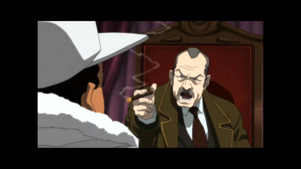 The Boondocks The Fundraiser Uncensored Hd Youtube