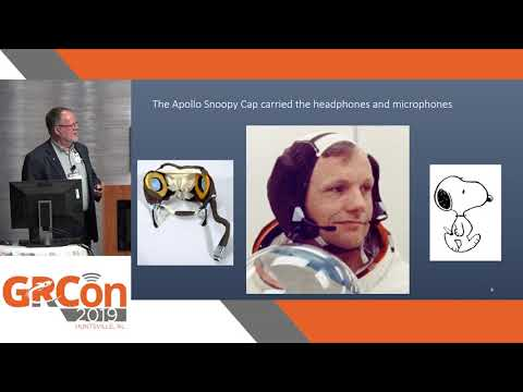 GRCon19 - How We Talked From The Moon: The Apollo Communication System By Robert Suggs