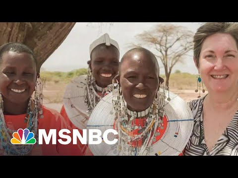 The Women Over 50 Making A Difference On The Environment | Morning Joe | MSNBC