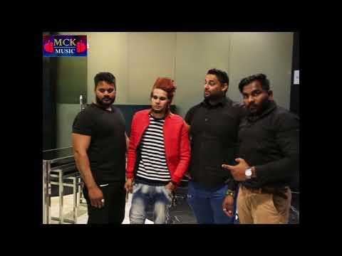 MCK ||Live Show|| At Radisson Blu , Pashchim Vihar Delhi 31 JAN 2018