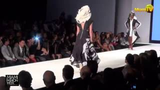 Miami Fashion Week 2013 with Miami TV hosted by Jenny Scordamaglia
