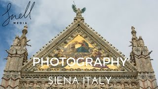 One Day in Siena Italy