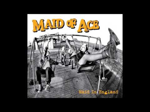 Maid Of Ace - Maid In England (Full Album 2016)