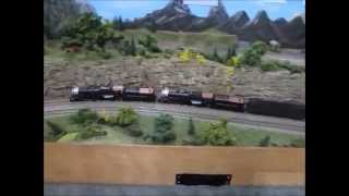 Z, N & Ho Scale Layouts At The 2015 Great Train Expo In Portland, Oregon