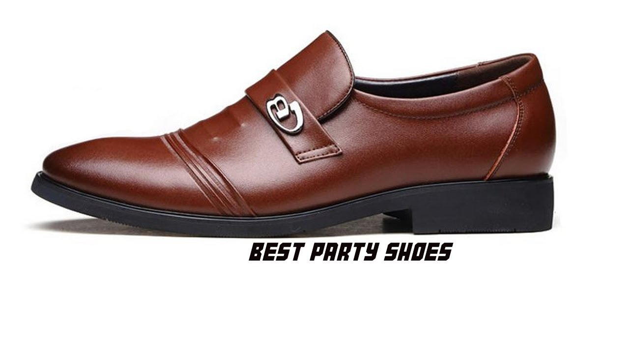 Best Men Office Party Wedding Shoes Review
