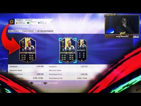 FIFA 19 TOTY TEAM VORBEREITEN!! thumbnail