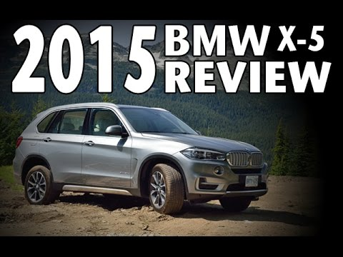 Full Review of 2015 BMW X5 SUV Crossover Specs and Test Drive