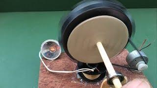 100% Freie Energie Generator, Der Mit Hilfe Von Magneten, Von Selbst Laufende Maschine, 2018