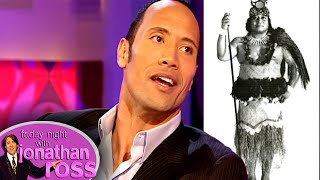 Dwayne Johnson Fractured His Soul From Wrestling | Full Interview | Friday Night With Jonathan Ross
