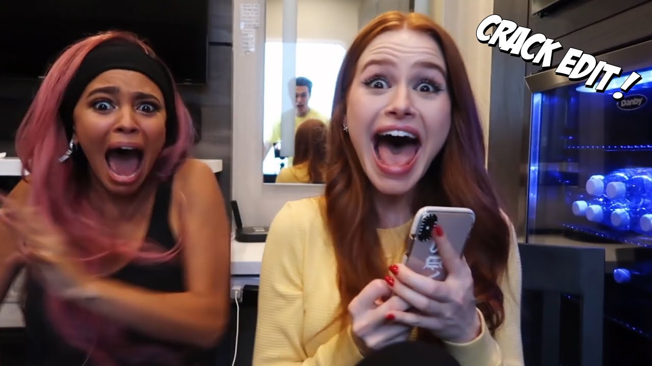 Madelaine Petsch And Vanessa Morgan S Truth Or Dare Video But I