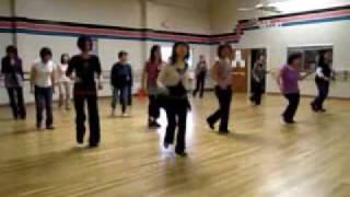 Mamma Maria Line Dance (Demo & Walk Through)