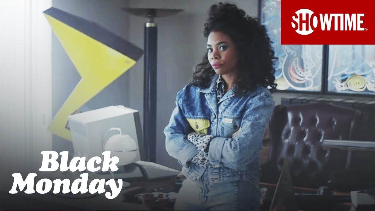 Next On Episode 2 Black Monday Season 1 Youtube