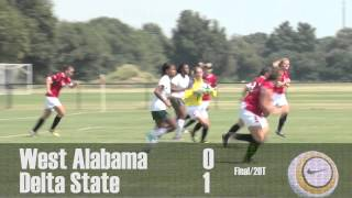 MSOC/WSOC: Delta State Soccer Teams Host Double Header Against GSC Squads