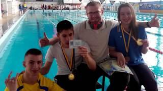 Para Swimming. Para-Swimming. Кубок Украины по пара плаванию. г.Каменское. Май 2017г.