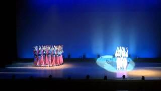 うずき連@選抜・徳島市立文化センター8月15日1回目~徳島阿波おどり2011
