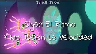 """Shine Bright"" Lyrics [Spanish]|Trolls: The Beat Goes On! Season 5"