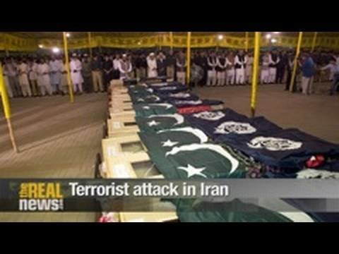 Terrorist attack in Iran